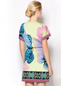 Платье Порхающая бабочка Emilio Pucci