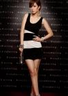 Вечернее черно-белое платье